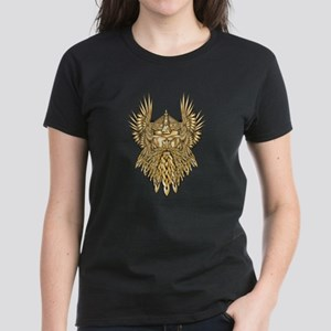 Odin - God of War Women's Dark T-Shirt